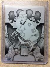 13-14 Panini Crown Royale Printing Plate Black #91 STEVEN STAMKOS 1/1