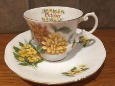 Elizabethan Saucer Porcelain & China