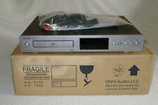 New listing Onix Xcd-88 Compact Disc Player. Mint/Box