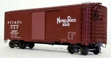 Kit Built 40 Ft Boxcar - Nickel Plate 13057  - O Scale, 2-Rail