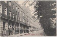Brompton Square, Knightsbridge, London F. Kehrhahn Postcard B771