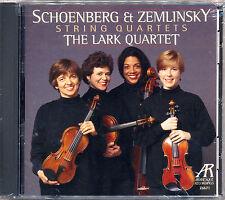 THE LARK QUARTET Schoenberg & Zemlinsky New and Sealed CD