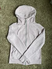 lululemon scuba hoodie 8 Heather Space Dyed Vintage Mauve