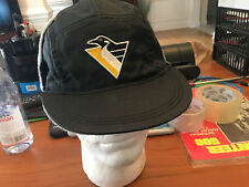 PITTSBURGH PENGUINS COLD WEATHER HAT WITH EAR FLAP NHL HOCKEY MEDIUM