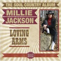 MILLIE JACKSON-LOVING ARMS - THE SOUL COUNTRY...-IMPORT CD WITH JAPAN OBI F56