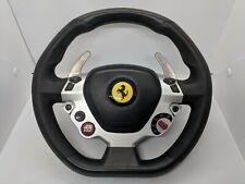 Thrustmaster Ferrari 458 Italia Edition TX - Wheel ONLY - Xbox/PC - Auto gears