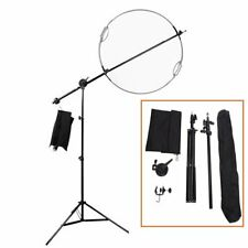 Meking Photography Lighting Boom Arm Stand + Light Stand +Light Bag+Sand Bag Kit