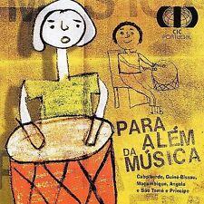 FREE US SHIP. on ANY 2 CDs! ~LikeNew CD Various Artists: Musica Alem da Musica I