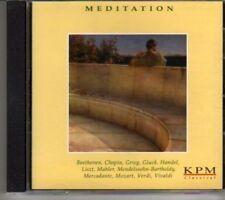 (BV421) KPM Classical Series, Meditation - 2001 CD
