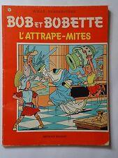 BOB ET BOBETTE n° 142  L'ATTRAPE MITES ( EAUBO )  réédition