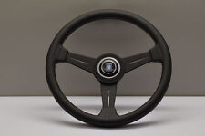 Nardi Personal Steering Wheel - Classic - 340mm - Black Leather / Black Spokes