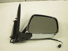 Door/Wing Mirror Chrome Electric R/H O/S For Nissan Navara D40 2.5TD -(05>On)