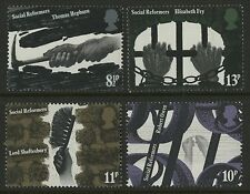 Great Britain   1976   Scott # 781-784    Mint Never Hinged Set