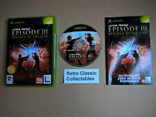 Star Wars Episode III Revenge of the Sith for Original Xbox