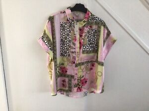 Ladies Blouse From River Island. Size Medium. New With Tags