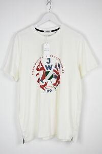 JACK WILLS REGENT GRAPHIC Men's X LARGE JW Printed Classic Fit T-shirt 7931 mm