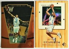 🏀1998 Upper Deck SP Vince Carter DESTINATION STARDOM + Base Card #2 RC Rookie