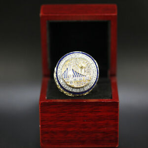 Golden State Warriors Kevin Durant 2017 NBA Championship Ring with Box