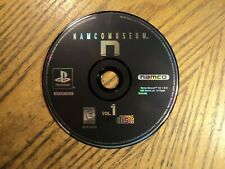 Namco Museum Vol.1: Playstation 1, 1995   Complete