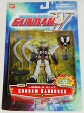 "Bandai Mobile Suit Gundam Wing GUNDAM SANDROCK 4.5"" Action Figure #11504 *MOC*"