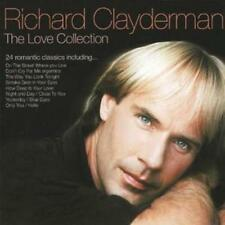 Richard Clayderman : Love Collection CD (2002) ***NEW***