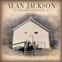 Gospel Songs Audio Cd Album Alan Jackson Precious Memories Gospels Hymn Music Us