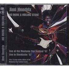 JIMI HENDRIX - No more a rolling stone - 2 CD 2004 NEAR MINT CONDITION