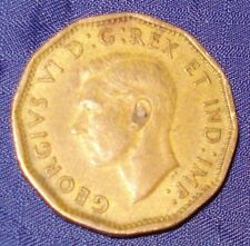 KM055 1943 Canada Nickel 5 Cent Victory Coin Tombac