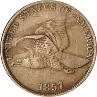 1857 Flying Eagle Cent Great Deals From The Executive Coin Company
