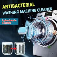 10/20pcs Antibacterial Washing Machine Cleaner