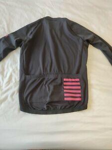 Rapha Large Men's  long sleeve training cycling Jersey