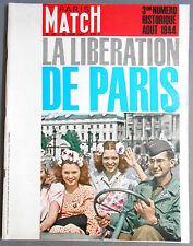 ►PM 793-1964- LA LIBÉRATION DE PARIS - PRINCESSES DE SUÈDE - MICHELE BOEGNER...