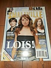 SMALLVILLE Official Magazine # 14 Reg Ed ERICA DURANCE