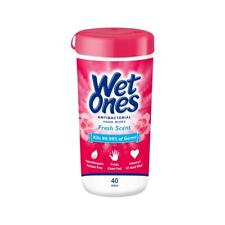 Wet Ones 40 ea Canisters Pack of 6 Canisters