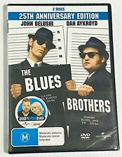 The Blues Brothers25th Anniversary Edition  (2 Disc DVD, 2005) R4 PAL