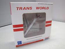 3554063 Inflight Boeing 707-300 TWA TWIN STRIPE  Reg. N779TW - 1:500