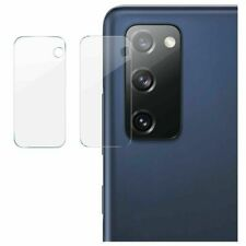 2x Samsung Galaxy S20 FE 5G Kamera Schutz Folie Panzerfolie Hart Schutzglas