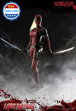 1/6 scale Lady Deadpool FULL Figure set Toys Era Katana Wanda Marvel Toys Hot
