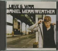 A-1 CD Daniel Merriweather / Love & War