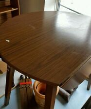 drop leaf vintage retro kitchen dining tables for sale ebay rh ebay co uk