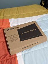 "VIOTEK LinQ P16C 15.6"" Portable Monitor Ultra-Slim FHD IPS"