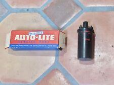 VINTAGE 6 VOLT AUTO-LITE IGNITION COIL CHEVROLE BUICK MOPAR CADILLAC OLDS NOS