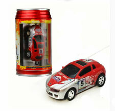 Wltoys RC Car In a Can Radio Remote Control Race Car Mini Racer Truggy Kid Gifts