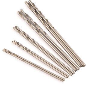 1pc Drill Bit 0.3mm 0.5mm-5mm Small Sized Bits Piece Hand Power Tool Wood metal