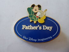 Disney Trading Pin 68903 WDI - Name Tag - Mickey Mouse Father's Day