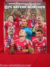 Panini Bayern München 2013/2014 Album Leeralbum 13/14