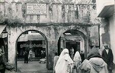 TANGER c. 1950 - Une Rue - Maroc M62