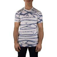 Armani Jeans T-Shirt Uomo Col Bianco tg XXL | -14 % OCCASIONE |