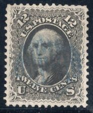 #69 w/PSE Cert. XF NICE! Blue Cancel (JH 4/14/2020)