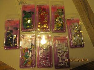 Hillman Thumb tacks & Hillman push pins all new multiple colors available